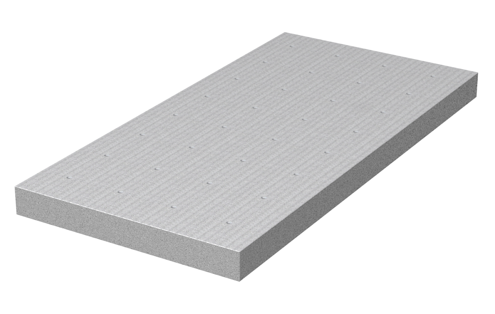 Calcium silicate plate for fire protect. applications